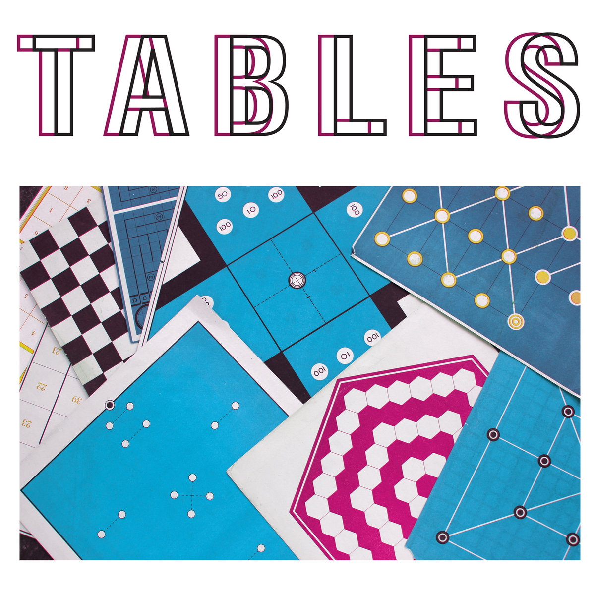 album cover of TABLES
